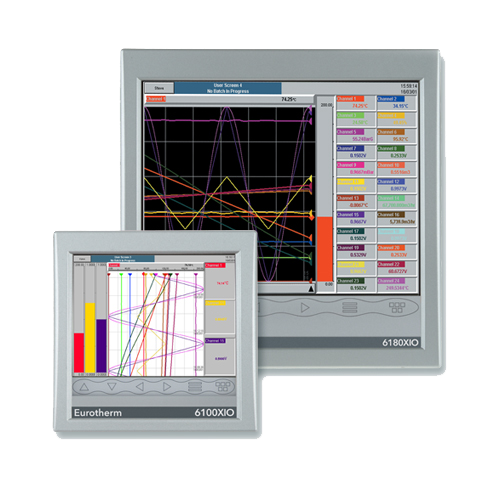 Registradors Gestió de dades Eurotherm